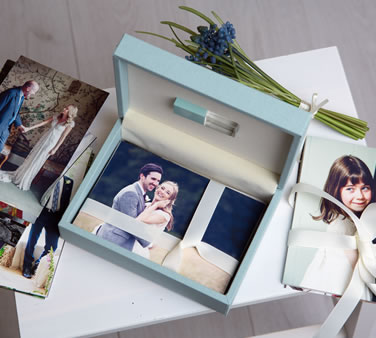 Premium Print Boxes for Photographers