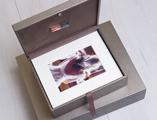 Premium Metallic 11x14 Folio Boxes