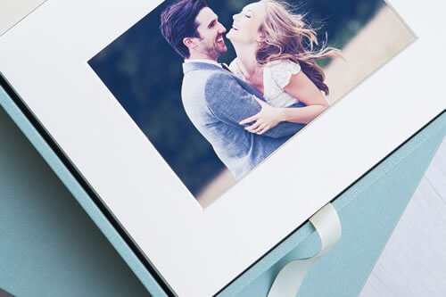 Premium Colors 8x10 XL Folio Box