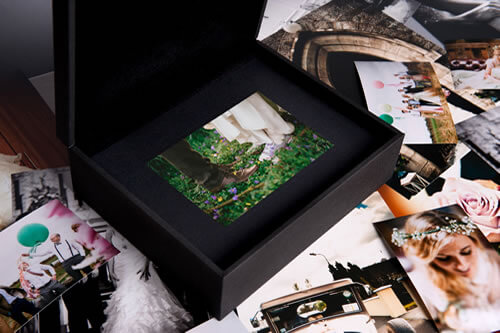 Premium Colors 8x10 Folio Box