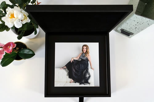 Premium Colors 13x13 Folio Box