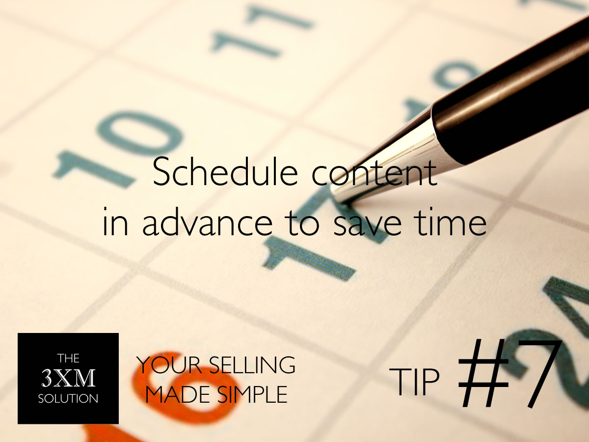 Social Media Marketing Tip Number 7 for Professional Photographers